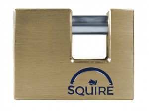 Solid Brass Warehouse Padlocks