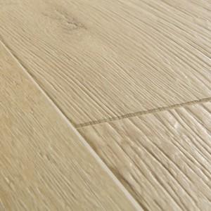 QUICK STEP Laminate Flooring Impressive 8mm SANDBLASTED OAK NATURAL - 8x190x1380mm  IM1853