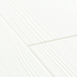 QUICK STEP Laminate Flooring Impressive 8mm WHITE PLANKS - 8x190x1380mm  IM1859