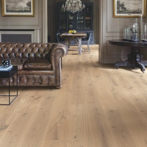 QUICK STEP WOOD FLOORING Genuine Oak Extra Matt