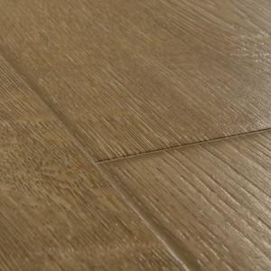 QUICK STEP Laminate Flooring Impressive Ultra 12mm SCRAPED OAK GREY BROWN - 12x190x1380mm  IMU1850