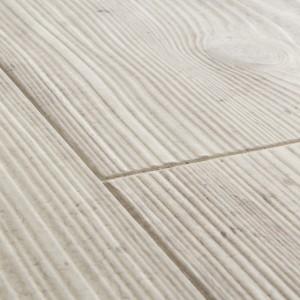 QUICK STEP Laminate Flooring Impressive Ultra 12mm CONCRETE WOOD LIGHT GREY - 12x190x1380mm  IMU1861