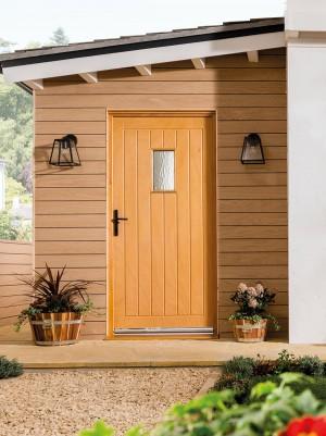 JELDWEN INSULUX Timber Composite Doors