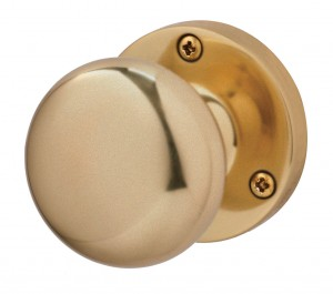 LPD - Internal Door - Ironmongery Charon Satin Brass Handle Hardware Pack 230 x 160 mm  HARDCHASB