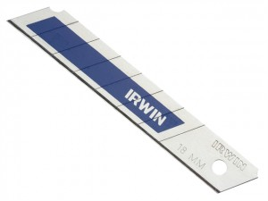 Bi-Metal Blue Snap-Off Blades 18mm  IRW10507103