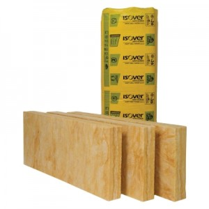 INSULATION - ISOVER CWS 36 125mm 0.455 x1.2M [4.37Pk]