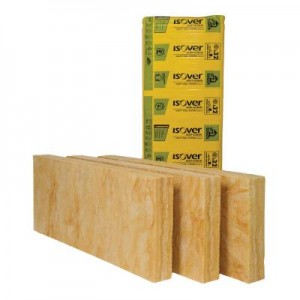 INSULATION - ISOVER CWS 32 125mm 0.455 x1.2M [2.73Pk]