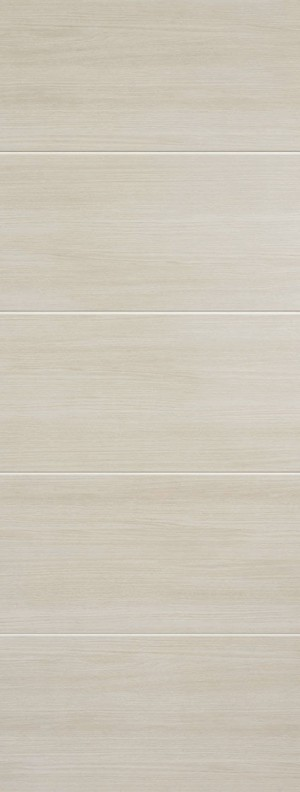 "LPD - Internal Door - Ivory Laminated Santandor 1981 x 762 (33"")  LAMIVOSAN33"