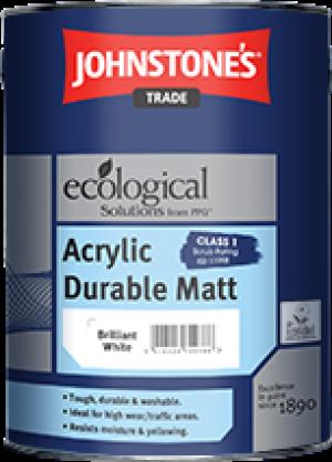 Johnstones Acrylic Durable Matt