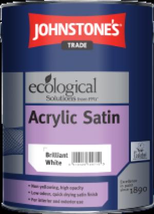 Johnstones Acrylic Satin