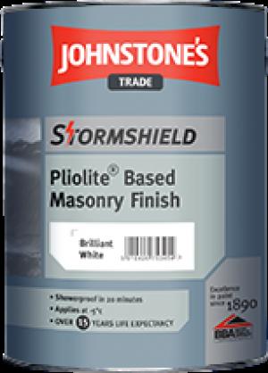 Johnstones Pliolite Based Masonry Finish
