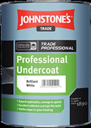 Johnstones Professional Undercoat