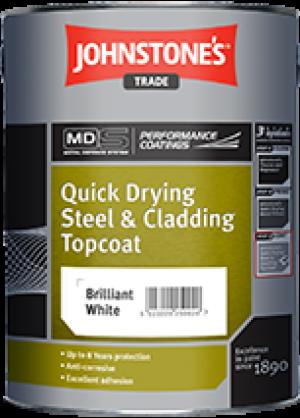 Johnstones Quick Drying Steel & Cladding Topcoat
