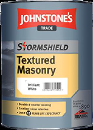 Johnstones Stormshield Textured Masonry