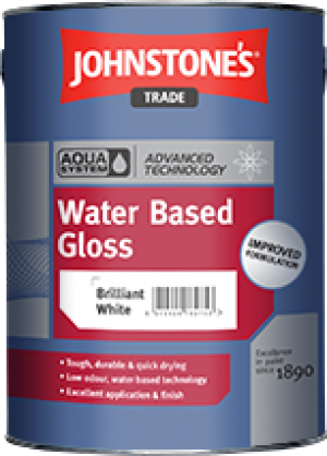 Johnstones Waterbased Gloss