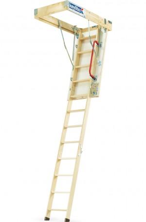KEYLITE KYL05 Loft Ladder 600x1200 x2.8Mtr -3Sections [:KYL05]  :KYL05