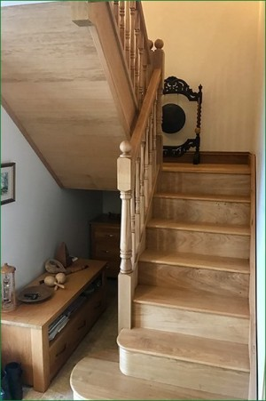 Pear Stairs - Kilworth Staircase (575)