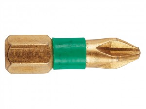 Diamond Coated Screwdriver Bits - Phillips  KWB103601
