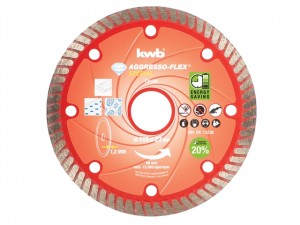 ENERGY SAVING Multipurpose Turbo Discs  KWB721140