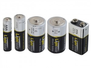 Alkaline Battery  L-HBATAA
