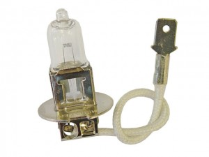 Replacement Halogen Bulb  L-HBOLTB