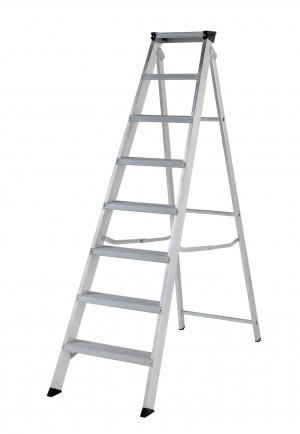 YOUNGMAN 30899618 8 Tread Builders Stepladder [WER30899618]  WER30899618