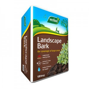 WESTLAND Landscape Bark -100L Bale  WEST10700017