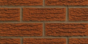FORTERRA Langwith Red Rustic Brick - Butterley Range