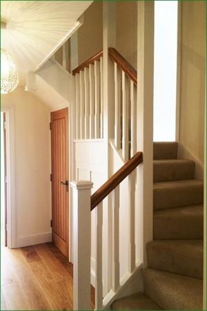 Pear Stairs - Lenborough Staircase (573)
