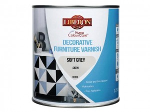 Home ColourCare Decorative Furniture Varnish