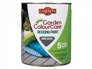 Garden Colour Care Decking Paint  GRPLIBDPDS25L