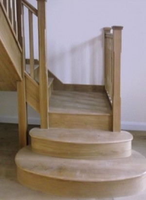 Pear Stairs - The Limes Staircase (349)
