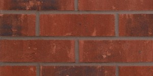 FORTERRA Lindum Cottage Red Multi Brick - Butterley Range