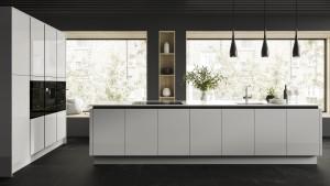 Symphony Linear Kitchens - Ice