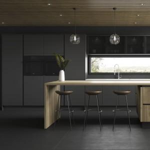 Symphony Linear Kitchens - Trend