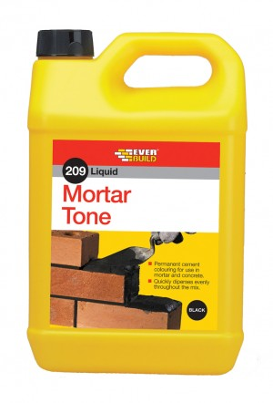 SikaEverbuild 209 Liquid Mortar Tone Black