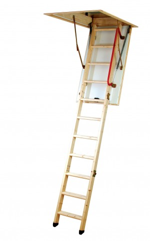 YOUNGMAN 345350 ECO S-LINE LOFT LADDER [YOU345350]  YOU345350