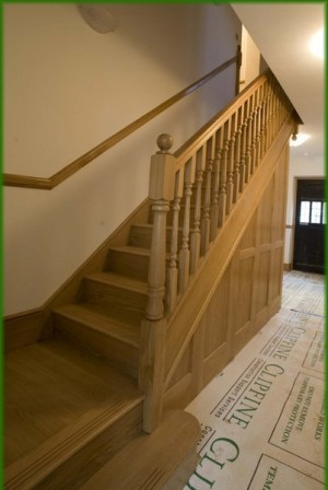 Pear Stairs - Grand Oak Staircase (3)