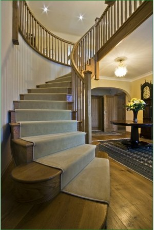 Pear Stairs - Louth Curved Staircase (2)