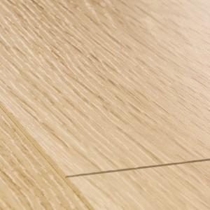 QUICK STEP Laminate Flooring Largo WHITE VARNISHED OAK  - 9.5x205x2050mm  LPU1283