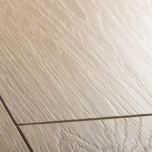QUICK STEP Laminate Flooring Largo LONG ISLAND OAK NATURAL - 9.5x205x2050mm