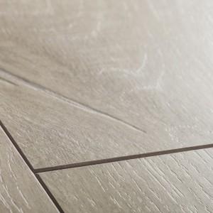 QUICK STEP Laminate Flooring Largo DOMINICANO OAK GREY - 9.5x205x2050mm