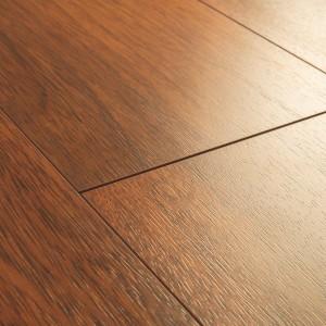 QUICK STEP Laminate Flooring Largo NATURAL VARNISHED MERBAU - 9.5x205x2050mm