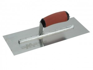 MXS S/S Finishing Trowel, Durasoft