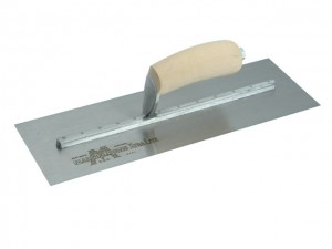 Cement Finishing Trowel, Wooden Handle
