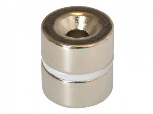 Countersunk Magnet 20mm
