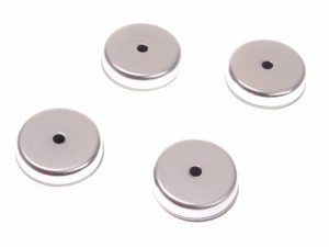 Ferrite Shallow Pot Magnets  MAG702