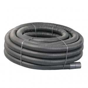 NAYLORS Plastic Underground  Metro-Duct Twinwall Coiled Ducting