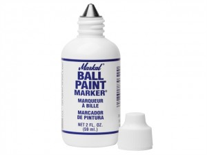Ball Paint Markers  MKL84600C