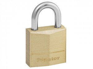Solid Brass Padlocks Single Lever